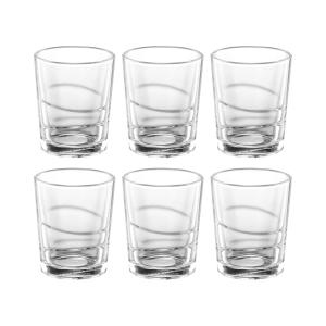 Shot glass myDRINK 50 ml, 6 pcs