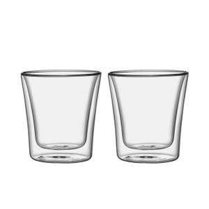 Dvoustěnná sklenice myDRINK 250 ml, 2 ks