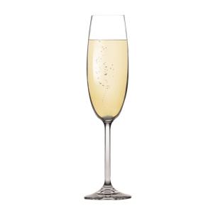 Flute de champanhe CHARLIE 220 ml, 6 pcs