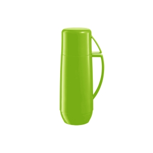 Thermosflasche mit Tasse FAMILY COLORI 0.3 l