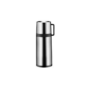 Vacuum flask with cup CONSTANT 0.3 l, stainless steel