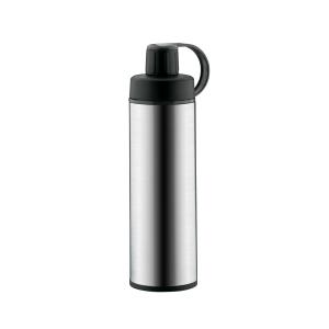 Sport-Thermosflasche mit Sieb CONSTANT 0.5 l, Edelstahl
