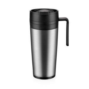 Thermal mug CONSTANT 0.4 l, stainless steel