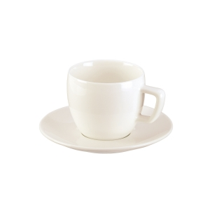 Cappuccino cup CREMA, with saucer