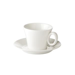 Chávena de cappuccino ALLEGRO, com pires