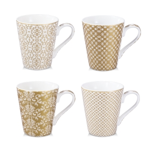 Mug myCOFFEE, 4 pcs, Empire