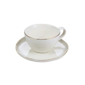 CHARMANT eszpresszós csésze, tányérkával