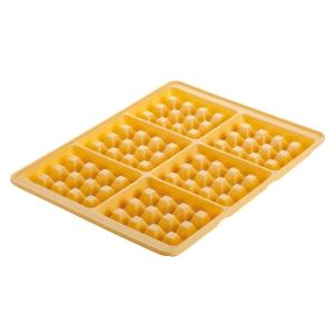 Stampo per 6 waffle DELÍCIA SILICONE