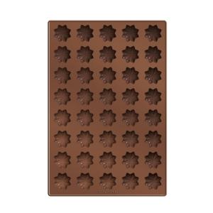 Stampo per dolcetti a forma di stelle DELÍCIA SILICONE