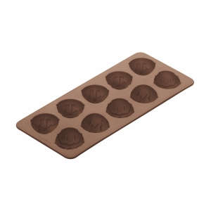 Set de moldes de chocolate DELÍCIA SILICONE, huevos de Pascua