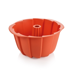 Bábovka vysoká DELÍCIA SiliconPRIME ø 23 cm, klínky