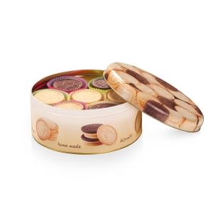 Dóza na sušenky DELÍCIA ø 20 cm