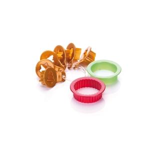 Vykrajovátka vánoční na linecké cukroví DELÍCIA, 8 ks