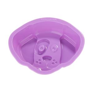 Molde de silicona en forma de perro DELÍCIA KIDS