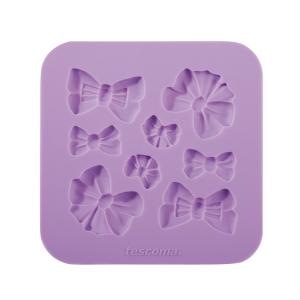 Stampo in silicone per pasta di zucchero DELÍCIA DECO, fiocchetti
