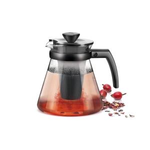 TEO teáskanna, áztató szűrővel, 1.25 l
