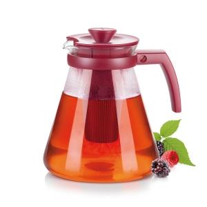 TEO TONE teáskanna 1,7 l, áztató szűrővel