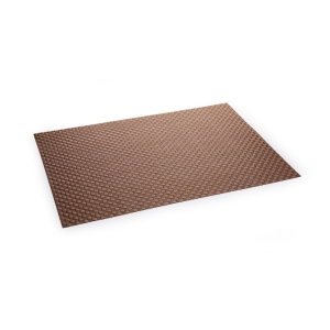Mantel individual FLAIR SHINE 45x32 cm, bronce