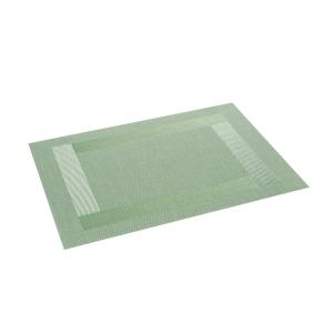 FLAIR FRAME étkezési alátét 45x32 cm, zöld