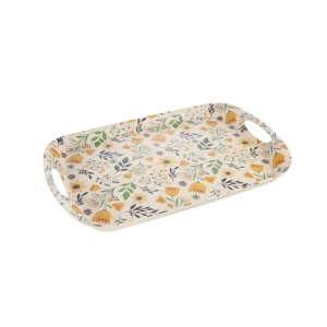 Bandeja FANCY HOME 44 x 30 cm, pradera