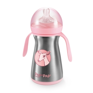 Thermo bottle PAPU PAPI 200 ml, pink