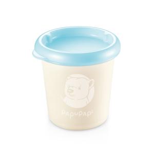 PAPU PAPI ételtároló doboz, 200 ml, 2 db, kék