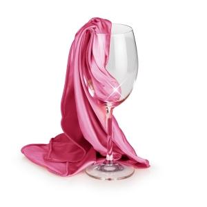 Utěrka na sklenice UNO VINO 50x50 cm