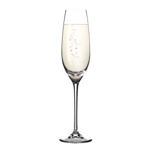 Poháre na šampanské Sommelier 210 ml, 6 ks