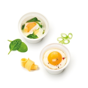 Dish for boiled eggs PURITY MicroWave, 2 pcs