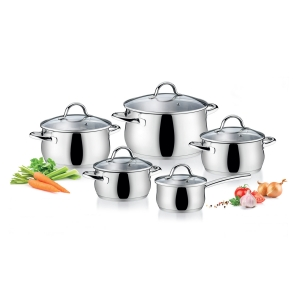 Cookware set VIVA, 10 pcs