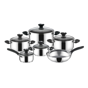 Cookware set PRESTO, 11 pcs