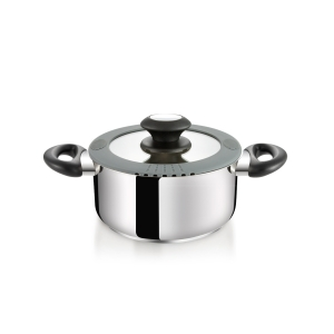 Casserole SmartCOVER with cover ø18 cm, 2.0 l
