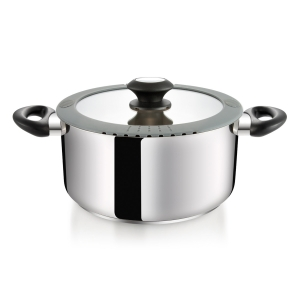 Kastról SmartCOVER s pokrievkou ø 24 cm, 5.0 l