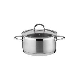 Casserole VISION ø14 cm with cover, 1.0 l