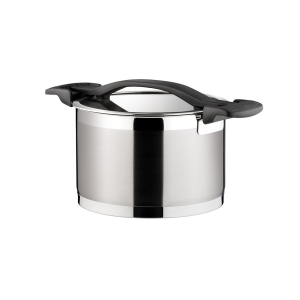 Deep pot ULTIMA with cover ø 16 cm, 2.0 l