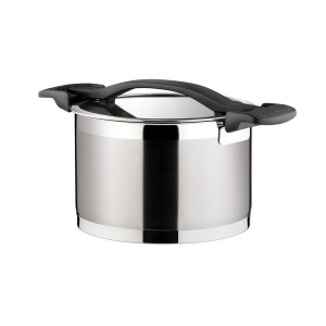 Deep pot ULTIMA with cover ø 20 cm, 4.0 l