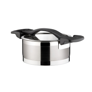 Casserole ULTIMA with cover ø 18 cm, 2.0 l