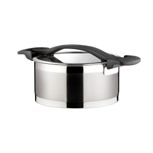 Casserole ULTIMA with cover ø 22 cm, 4.0 l