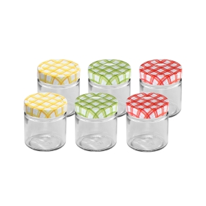 Preserving jars TESCOMA DELLA CASA 200 ml, 6 pcs