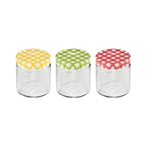 Preserving jars TESCOMA DELLA CASA 400 ml, 3 pcs