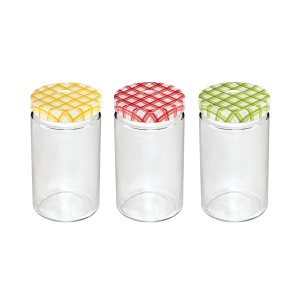 Preserving jars TESCOMA DELLA CASA 700 ml, 3 pcs