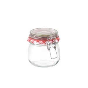 Einkochglas mit Bügelverschluss DELLA CASA 600 ml