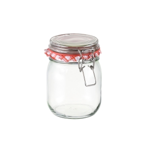 Einkochglas mit Bügelverschluss DELLA CASA 800 ml