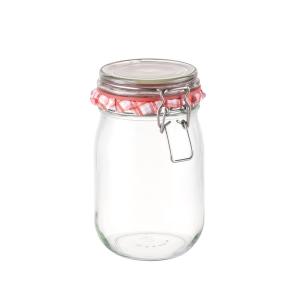 TESCOMA DELLA CASA csatos befőttes üveg, 1000 ml