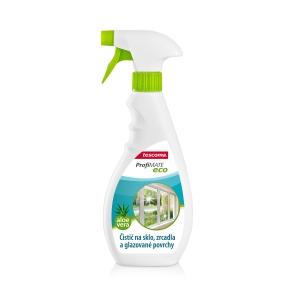 ProfiMATE Tisztítószer üveg, tükör és zománcozott felületek tisztítására 500 ml, Aloe vera