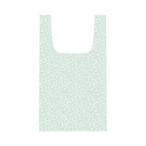 Borsa shopper FANCY HOME, verde