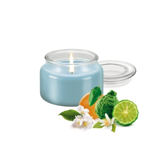 Candela profumata FANCY HOME 200 g, Neroli