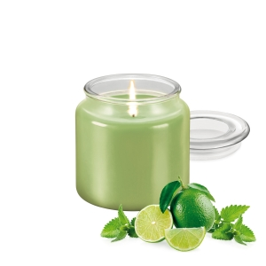 Vela aromática FANCY HOME 410g, Mojito