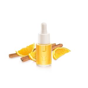 Esenciální olej FANCY HOME 15 ml, Pomeranč a skořice