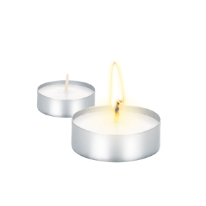 Velas tealight FANCY HOME, 10 pcs